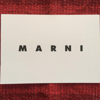 マルニ(Marni)のマルニ ファミリーセール 入館証(ショッピング)