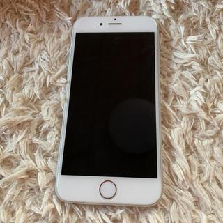 iPhone - iPhone 6 silver SIMフリー版