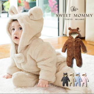 babyGAP - 【Sweet Mommy 】くまさん  ジャンプスーツ