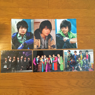 Kis-My-Ft2 - キスマイ クリアファイル 11枚 セット