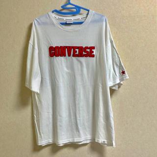 CONVERSE - コンバース ビッグTシャツ Lサイズ