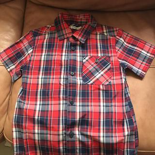 しまむら - チェックシャツ 120