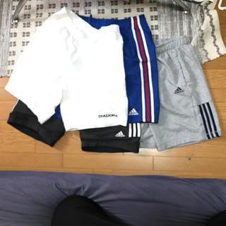 adidas - サッカー ハーフパンツ