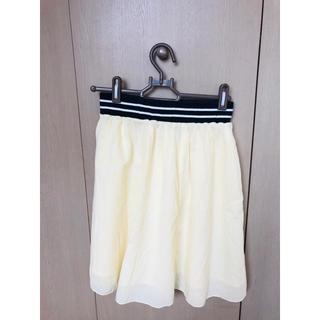 ウィゴー(WEGO)の美品 スカート レディース(ひざ丈スカート)