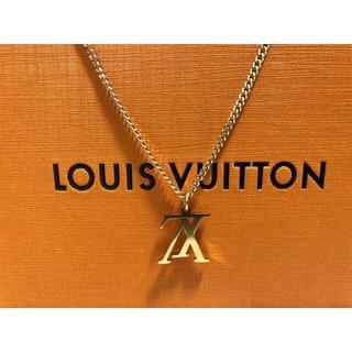 LOUIS VUITTON - LOUIS VUITTON アップサイドダウン ネックレス