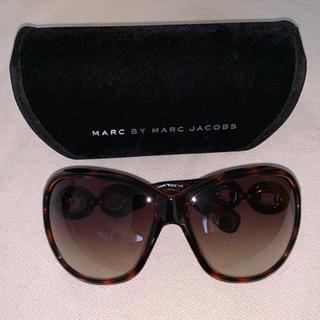マークバイマークジェイコブス(MARC BY MARC JACOBS)のマークバイマークジェイコブスのサングラス(サングラス/メガネ)