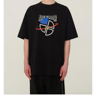 MAISON KITSUNE' - adererror LOGOTシャツ