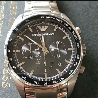 Emporio Armani - エンポリオアルマーニ AR5980 腕時計