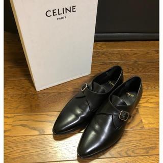 celine - CELINE JACNO30 バックルシューズ  40.5