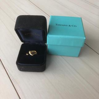 ティファニー(Tiffany & Co.)のティファニー 18金 ペレッティ リング(リング(指輪))