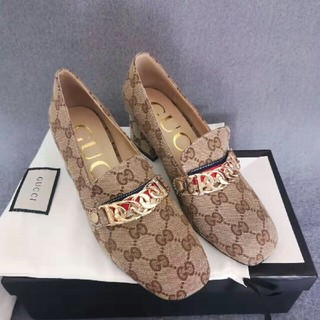 Gucci - GUCCI グッチ パンプス  22.5cm-24.5cm