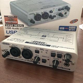 EDIROL UA 25 オーディオインターフェース