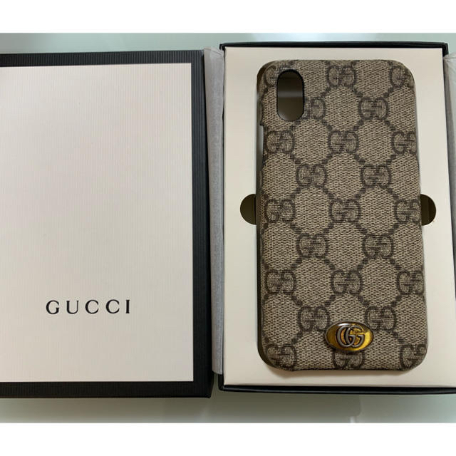 Gucci - GUCCI iPhone xsの通販