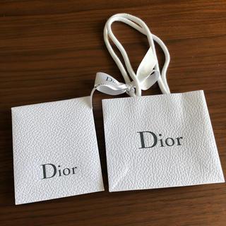 ディオール(Dior)のdiorミニショッパー(ショップ袋)
