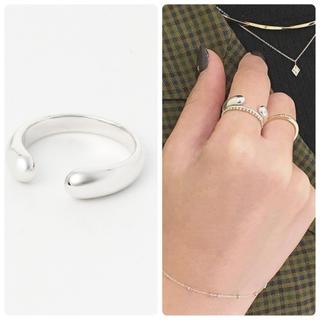 エテ(ete)のJouete フォークリング(リング(指輪))