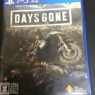 PlayStation4 - PS4 ソフト DAYS GONE 中古 美品