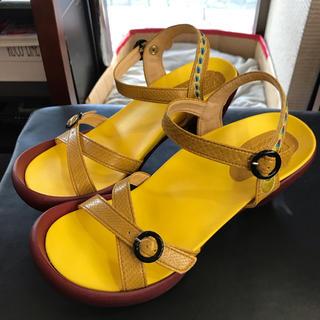 リゲッタカヌー(Regetta Canoe)のRegettaCanoe リゲッタ 手塚治虫コラボサンダル(サンダル)