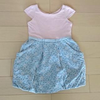 TOCCA - Tocca bambini♡110刺繍ワンピース