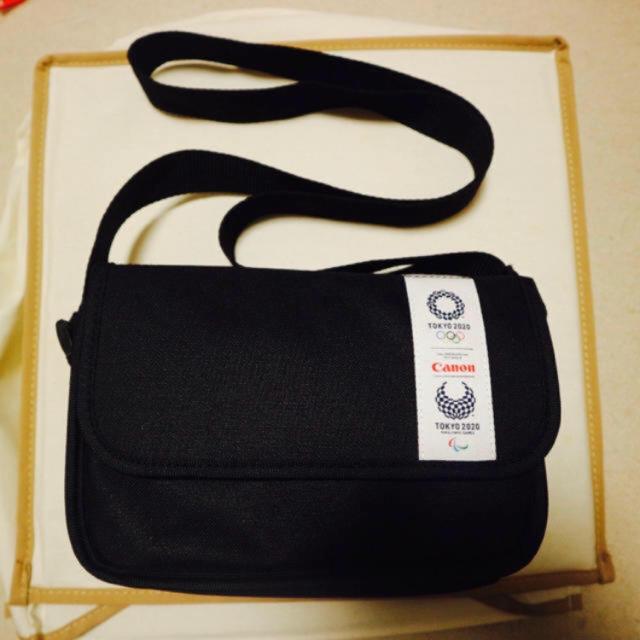 Canon(キヤノン)の【非売品】 東京オリンピック × Canon  スマホ/家電/カメラのカメラ(ケース/バッグ)の商品写真