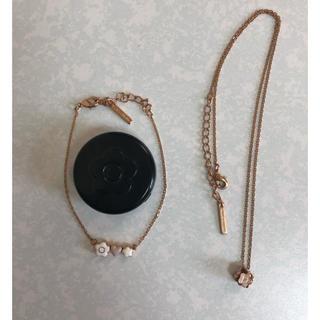 マリークワント(MARY QUANT)のMARY QUANT ブレスレット&ネックレス(ネックレス)