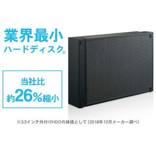 アイオーデータ(IODATA)の☆土日限定値下げ☆ アイオーデータ 外付けHDD 3TB(テレビ)