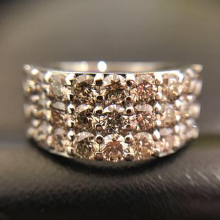 【ひさぽん様専用】Pt900 ダイヤモンドリング 3.00ct(リング(指輪))