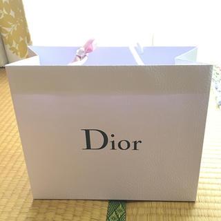 ディオール(Dior)のDiorのショッパー(ショップ袋)