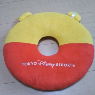 Disney - くまのプーさん 円座クッション