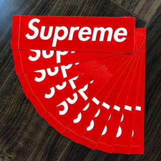 Supreme - Supreme ステッカー 10枚セット