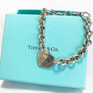 Tiffany & Co. - ティファニー ハート ブレスレット