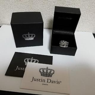Justin Davis - Justin Davis リング 11号