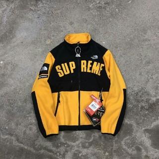 Supreme - TNF Arc Logo Denali Fleece Jacket  Sup