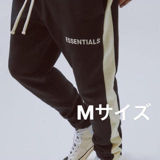 FEAR OF GOD - M FOG essentials side line sweat pants