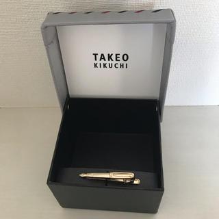タケオキクチ(TAKEO KIKUCHI)の【専用】タケオキクチ タイピン+ボックス(ネクタイピン)