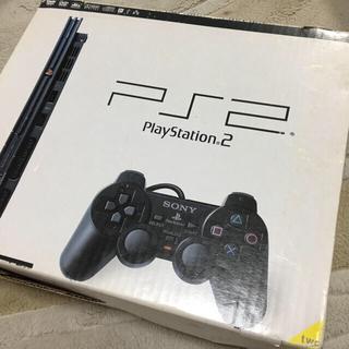 PlayStation2 - ソニー プレイステーション2  薄型 scph-70000