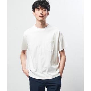 ディスコート(Discoat)のTシャツ 白(Tシャツ/カットソー(半袖/袖なし))