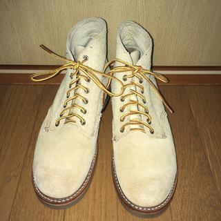 レッドウィング(REDWING)のレッドウィング 8167 ソールカスタム ビブラム アメカジ ブーツ 限定値下げ(ブーツ)