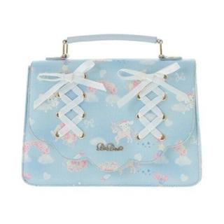 LIZ LISA - LIZLISA  シナモロール  3WAYバッグ