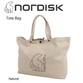 THE NORTH FACE - 新品■ノルディスクNORDISKトートバッグ