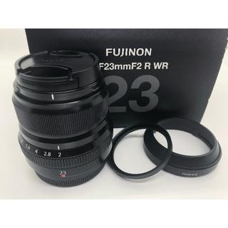 富士フイルム - 【極美品(オマケ付き)】FUJIFILM  XF23mmF2 R WR