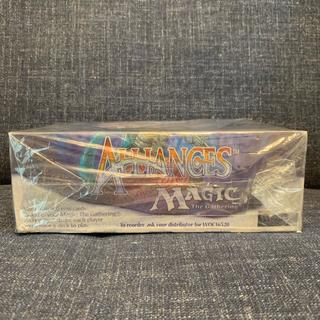 マジックザギャザリング(マジック:ザ・ギャザリング)のMTG アライアンス  ブースターBOX 45パック ALL(Box/デッキ/パック)