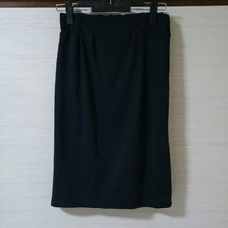 タイトルスカート(ひざ丈スカート)