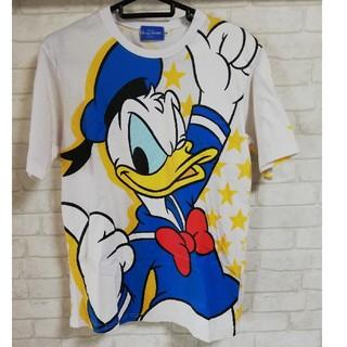 Disney - 【古着】❤️ドナルド❤️Tシャツ☆Sサイズ