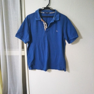 BURBERRY - バーバリー半袖ポロシャツ