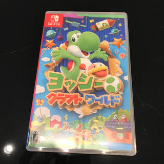 Nintendo Switch - ヨッシークラフトワールド Nintendo Switch