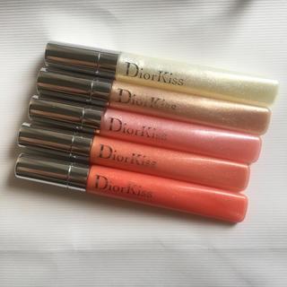 ディオール(Dior)のDior kiss グロス(リップグロス)