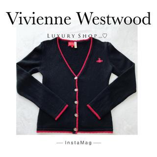 ヴィヴィアンウエストウッド(Vivienne Westwood)の♡美品♡ Vivienne Westwood ♡カーディガン♡ (カーディガン)
