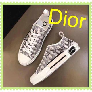 ディオール(Dior)の❤新品未使用☆ Dior ディオール スニーカー❤26cm❤男女兼用❤(スニーカー)