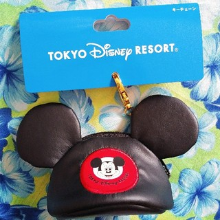 Disney - ディズニー★イヤーハット★キーチェーン★ミッキー