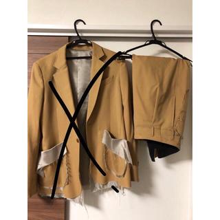 ヨウジヤマモト(Yohji Yamamoto)のsulvam パンツ pants(スラックス)